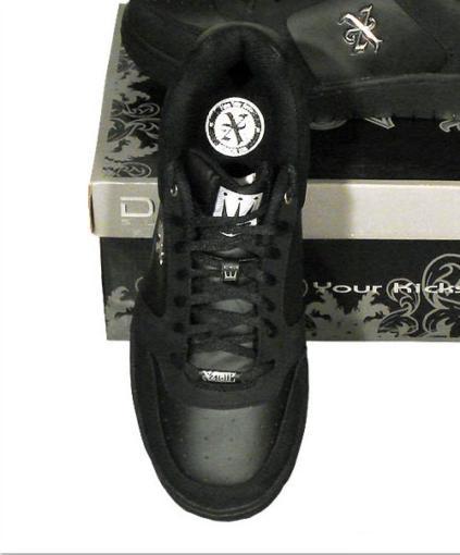 Рэперские кроссовки - Dada Xzibit прочно вошли в мир яркой, фешенебельной спортивной обуви. .